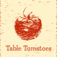 table tomatoes
