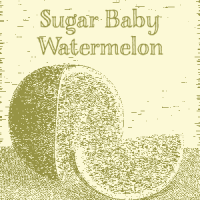 sugar baby watermelon